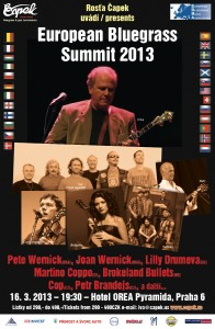 European Bluegrass Summit Banner